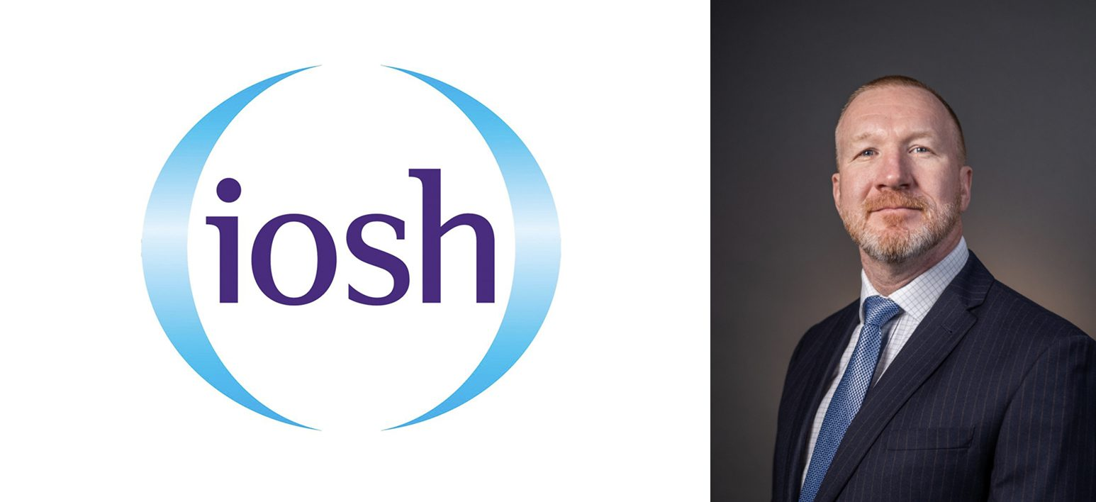 New IOSH President Pledges to Members and Businesses thumbnail