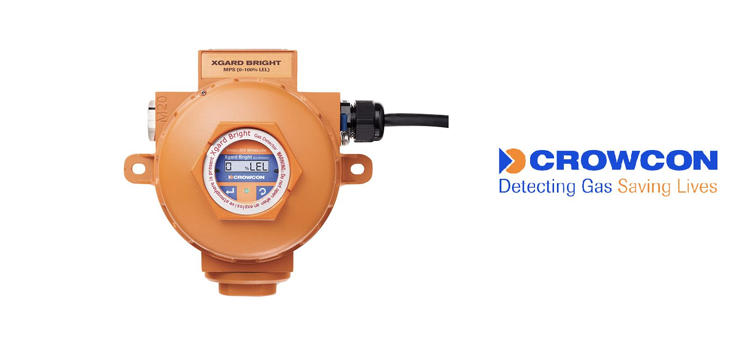 Crowcon Innovates Again- Meet The Next Generation of Flammable Gas Detection thumbnail