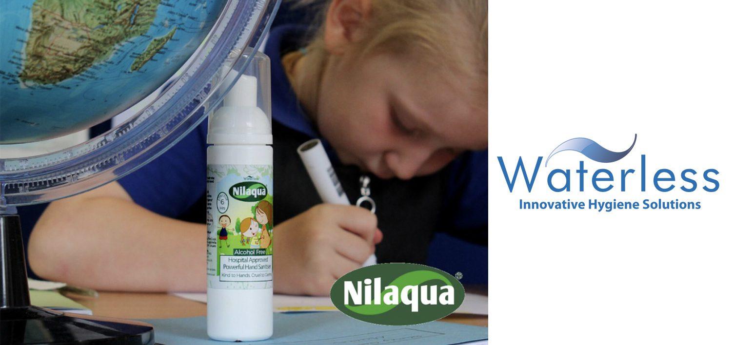 Child-friendly, sanitiser super effective against the latest viruses thumbnail