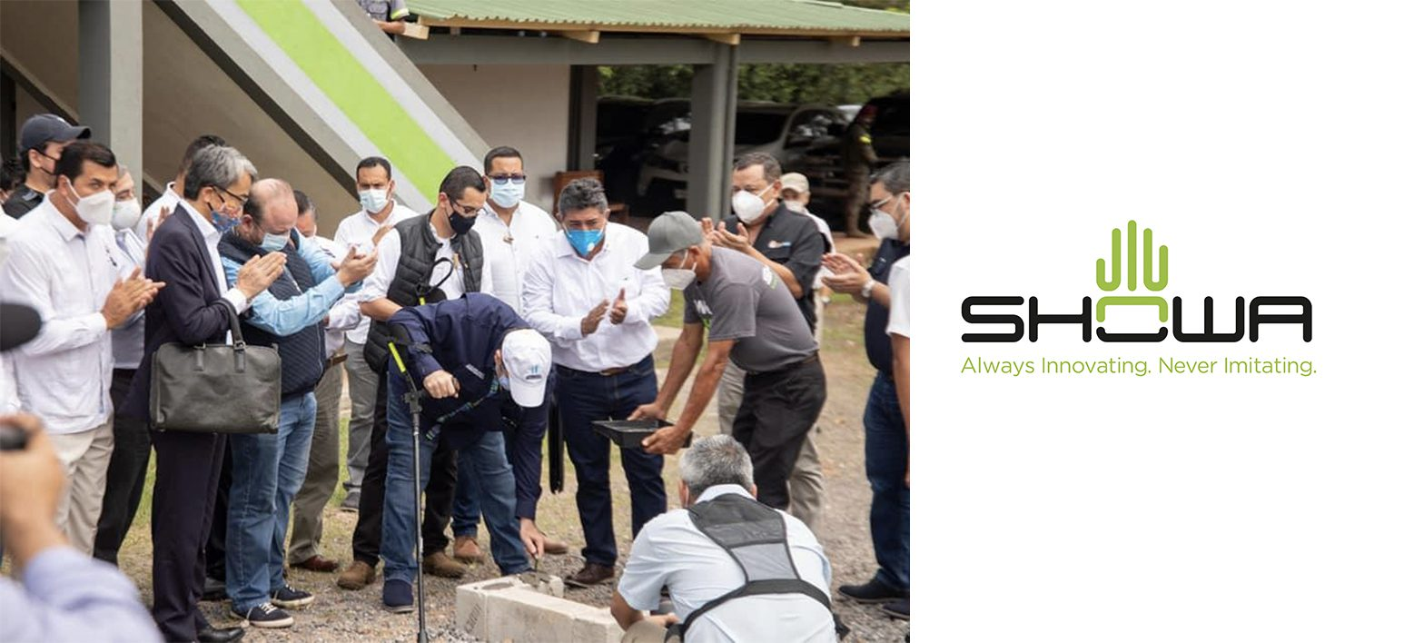 SHOWA Group Breaks Ground on New Guatemala Glove Manufacturing Plant Thumbnail