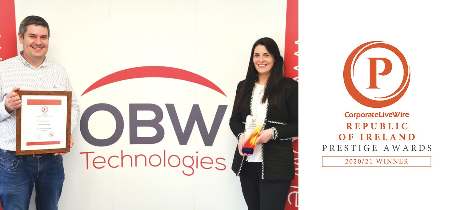 Gas Detection Specialist of the Year 2020:2021 – OBW Technologies thumbnail
