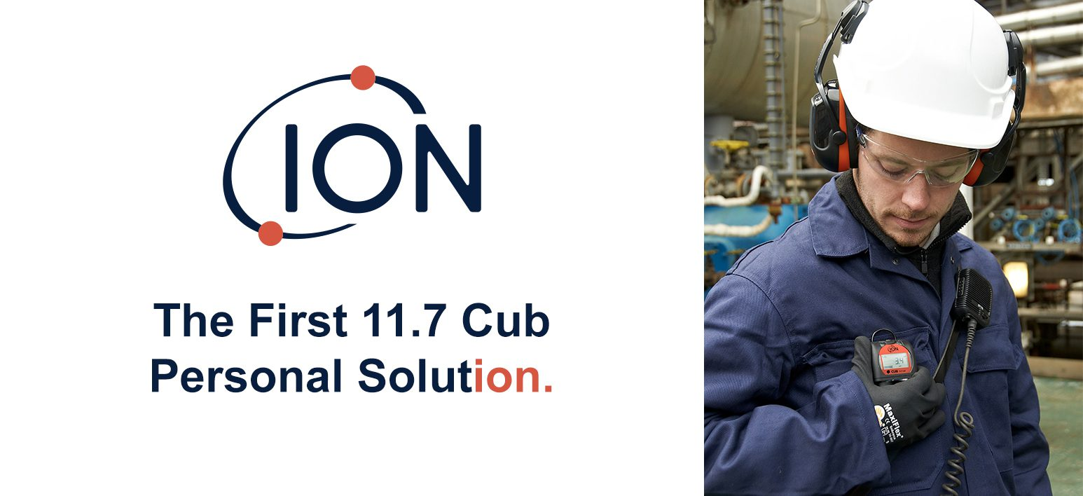 The First 11.7 Cub Personal Solution From ION Science thumbnail