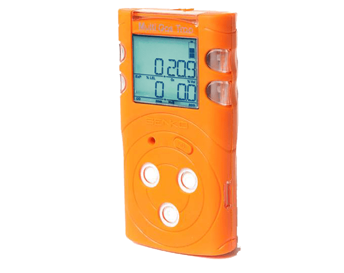 SENKO 4 gas confined space portable monitor