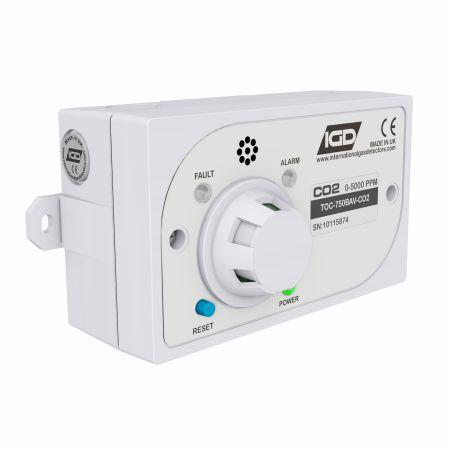 standalone gas detector