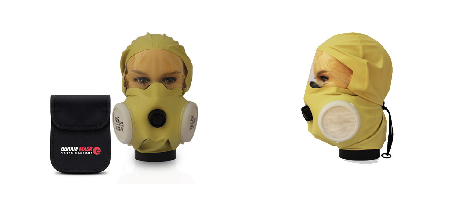 Kimax Chemical Escape Mask (ABEK2) thumbnail
