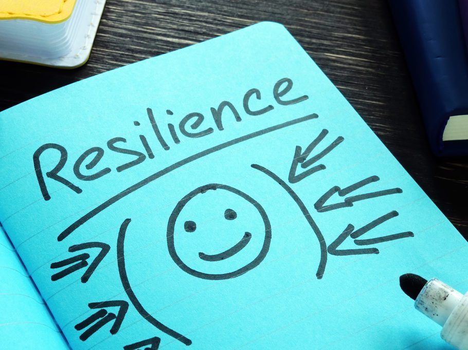 iStock Image of Resilience