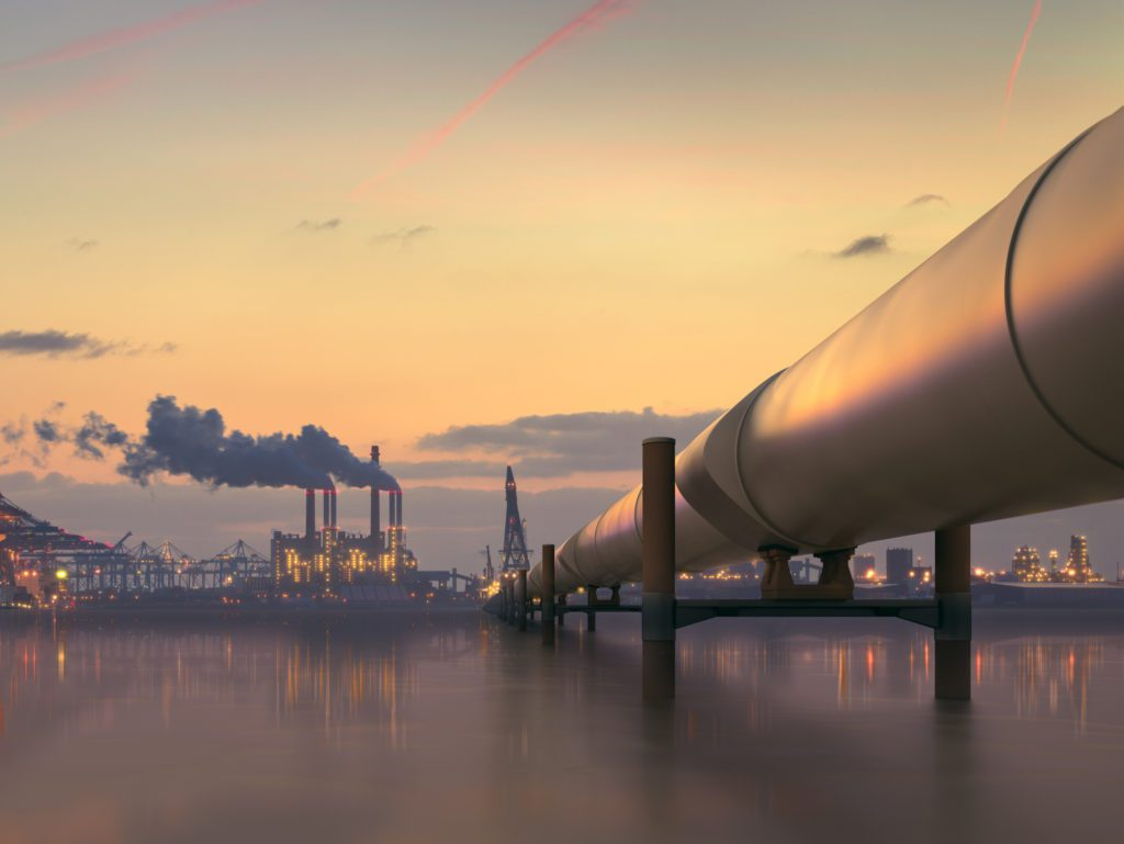 iStock image that reflects the oil and gas industry.